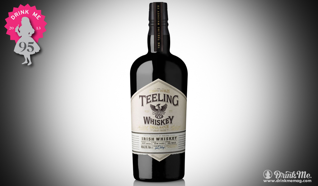 TEELING SMALL BATCH BLENDED WHISKEY