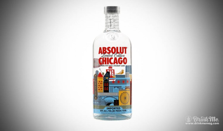 Absolut Chicago drinkmemag.com drink me