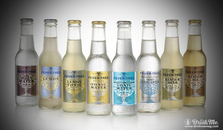 Fever Tree Mixers Drink Me Magazine