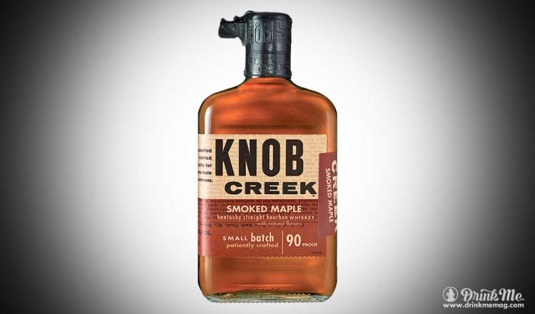 Knob Creek Smoked Maple Bourbon Drink Me Magazine