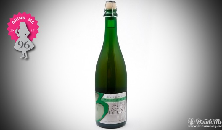Oude Geuze 96 Points Drink Me Magazine