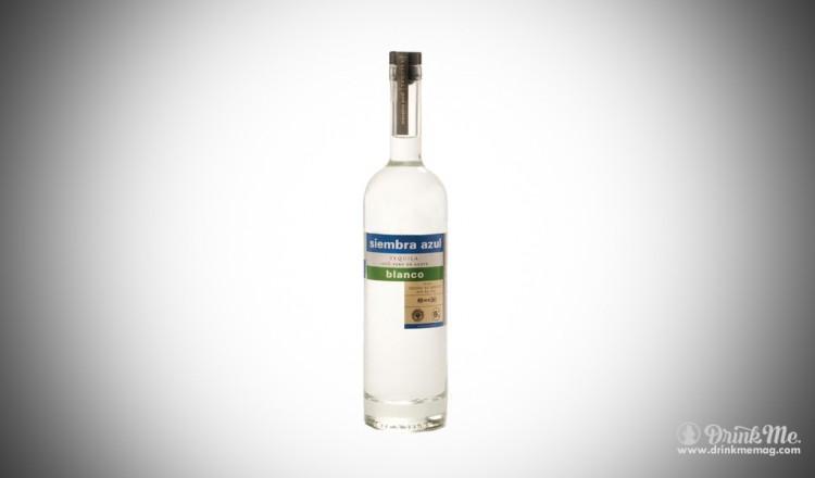 SIEMBRA AZUL TEQUILA BLANCO drinkmemag.com drink me