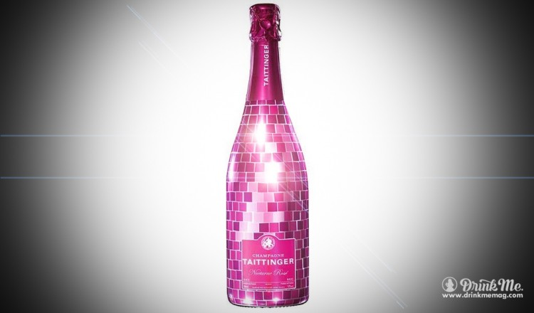 Taittinger Disco Ball Limited Edition Champaigne Drink Me Magazine