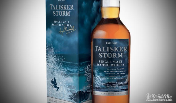 TALISKER Storm Drink Me