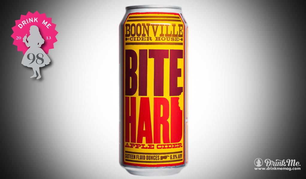 Boonville Cider House Bite Hard Cider 98 Points Drink Me Magazine