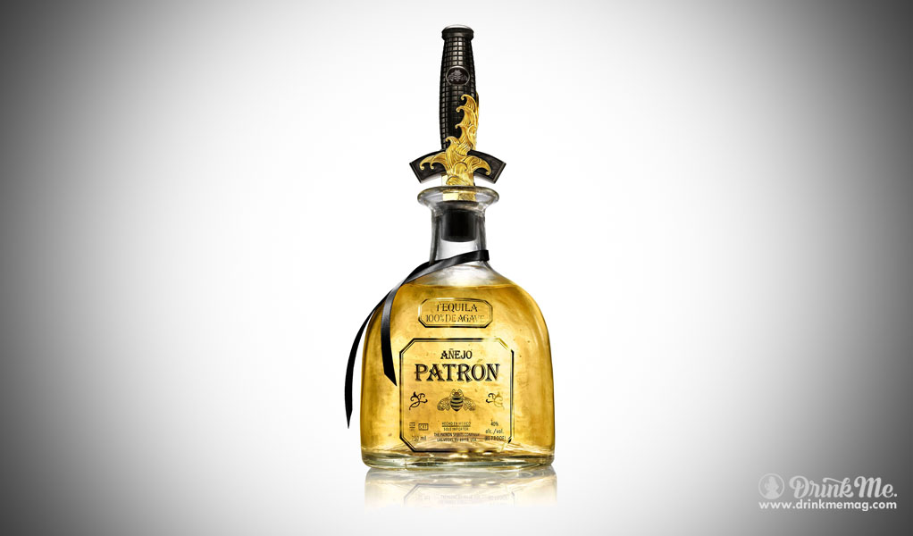 PATRON ANEJO LIMITED EDITION drinkmemag.com drink me