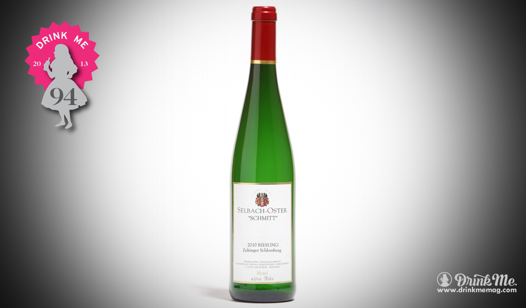 SELBACH OSTER RIESLING 94 Points Drink Me Magazine