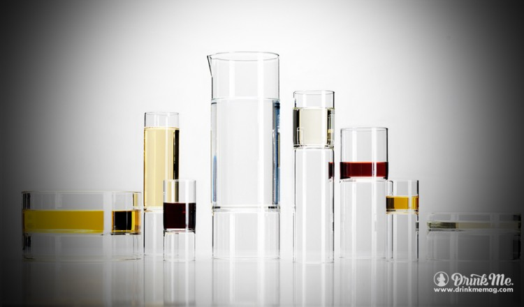 Revolution Wine & Water Glasses Drink Me Magazine