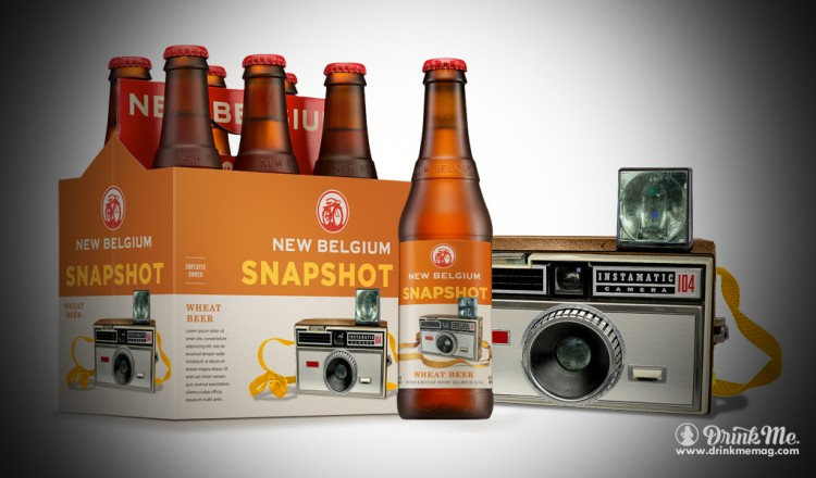 Snapshot Wheat New Beligum Beer Drink Me Magazine