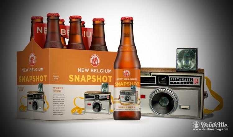 Snapshot Wheat New Beligum Beer Drink Me Magazine