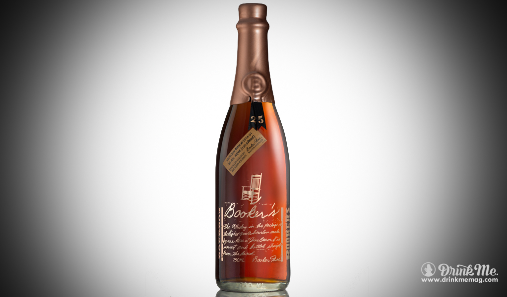 Bookers 25th Anniversary Small Batch Bourbon Drink Me Magazine