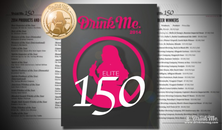 Drink Me Magazine 2014 Elite 150