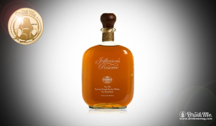 Jefferson's Reserve Bourbon Drink Me Magazine