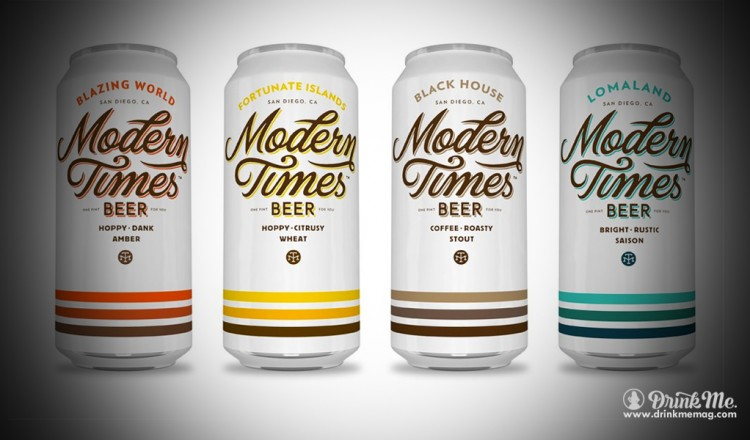 Modern Times Beer Drink Me Magazine
