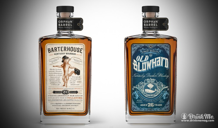 Orphan Barrel Whiskey Project Diageo Drink Me Magazine