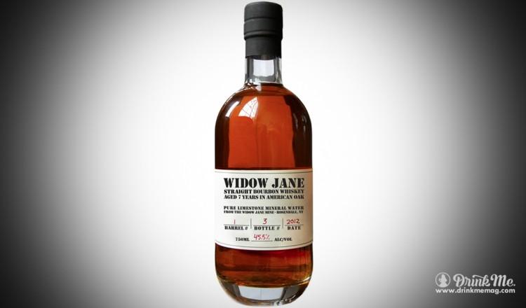 Widow Jane Whiskey Drink Me Magazine