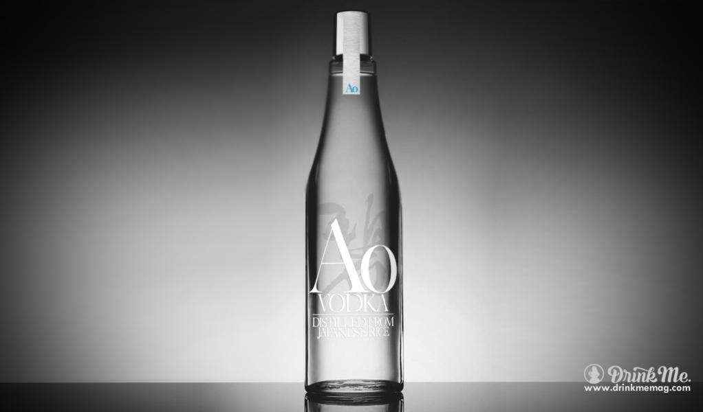 AO Rice Vodka Suntory Drink Me Magazine