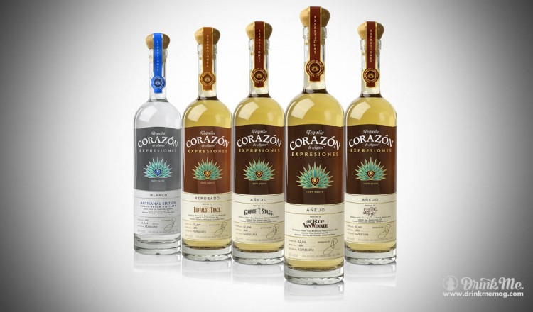 Corazon Exresiones tequila drinkmemag.com drink me