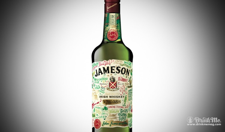 Jameson Limited Edition 2014 St. Patrick's Day Bottle
