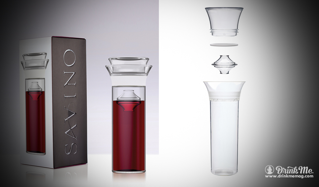 Savino Wine Preservation System Drink Me Mag