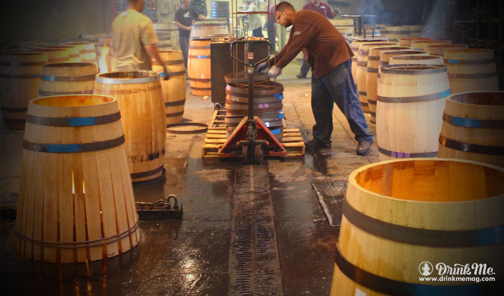 Wood Arts Amp Cask Coopering A Whisky Barrel Drink Me