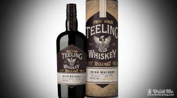 Teeling Single Malt Irish Whiskey Drink Me Mag