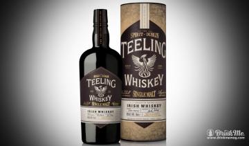 Teeling Single Malt Irish Whiskey Drink Me Mag