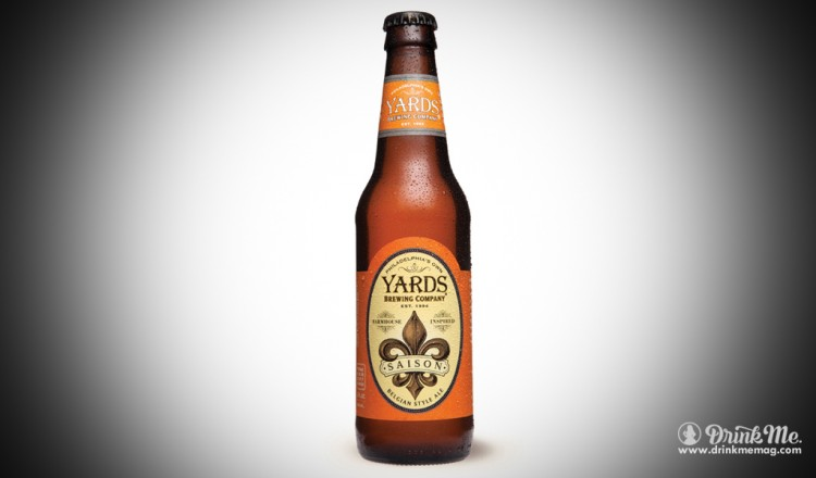Yards Brewing Co Saison Drink Me Mag
