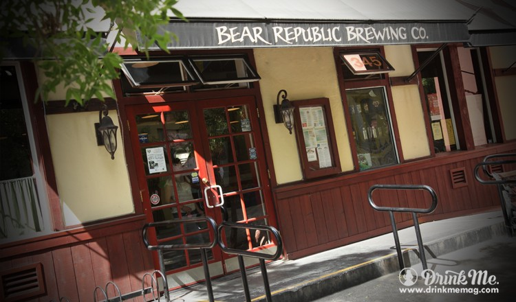 Bear Republic Brewing Co Drink Me Mag