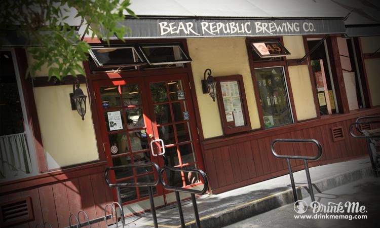 Bear Republic Brewing Co Drink Me Mag