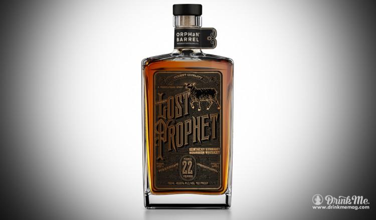 Lost Prophet Orphan Barrel Distilling Company Drink Me Magazine