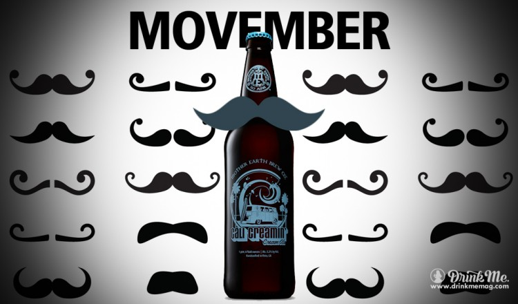 Movember Drink Me Magazine