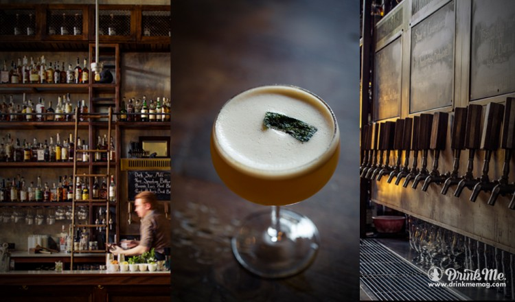Smokestack in the Dog Patch, San Francisco, Drink Me Magazine
