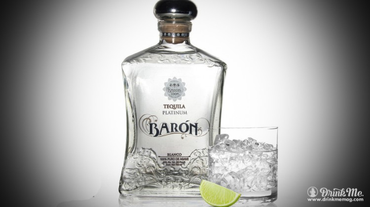 Baron Tequila Blanco Drink Me Magazine