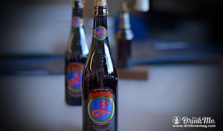 Brooklyn Brewery Wild Streak Ale Drink Me Magazine