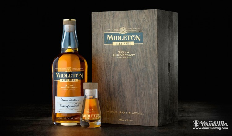 Midleton Very Rare 30th Anniversary Pearl Edition Drink Me Magazine