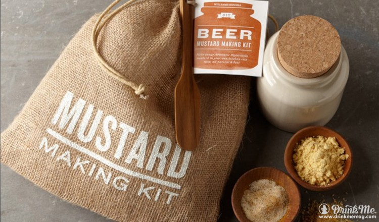Beer Mustard Making Kit