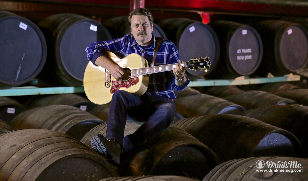 Offerman My Tales of Whisky Drink Me Magazine