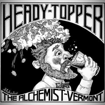 The Alchemist Vermont Heady Topper Drink Me Magazine
