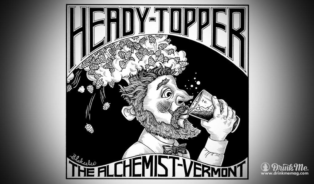 The Alchemist Vermont Heady Topper Drink Me Magazine