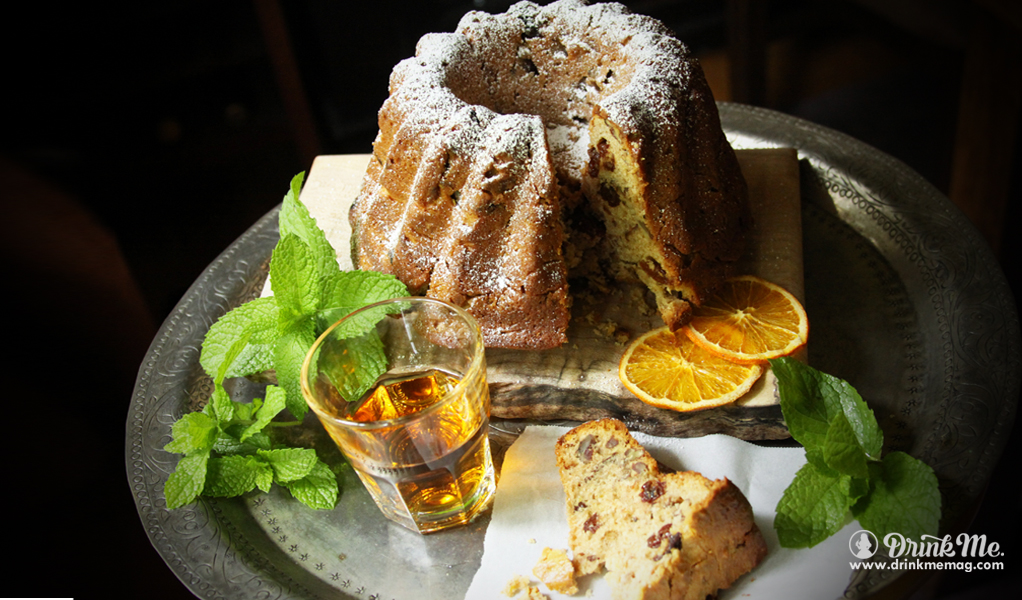 Old Fashioned Whiskey Cake Drink Me Magazine