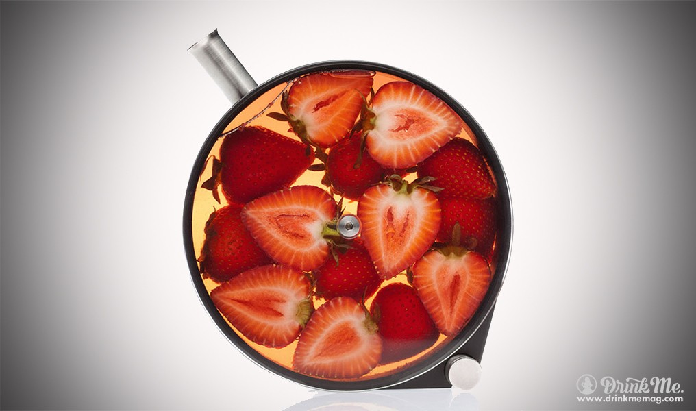 The Porthole Cocktail Mixer