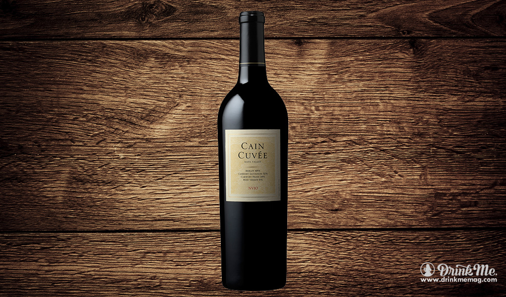 Cain Cuvee Drink Me Mag