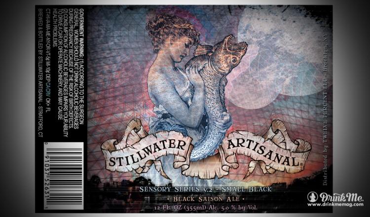 Stillwater Sensory Series V Black Saison Drink Me Magazine
