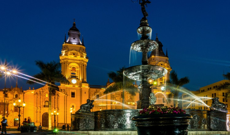 Lima Peru Drink Me