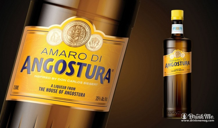 Amaro Di Angostura Drink Me Magazine