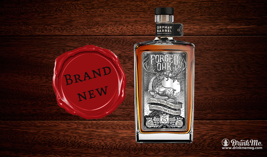 Forged Oak Brand New Drink Me