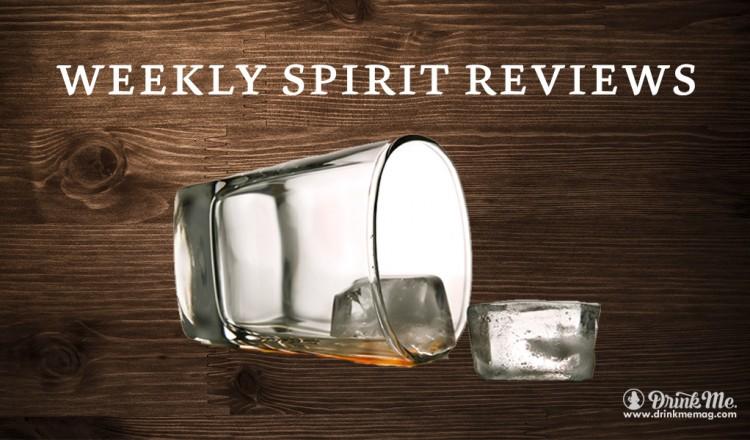 Weekly Spirit Review Drink Me