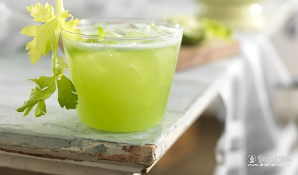Green Hornet Cocktail Drink Me