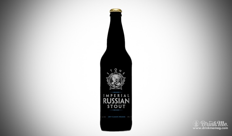 Imperial Russian Stout IRS Drink Me